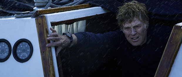 Image - Robert Redford dans ALL IS LOST un film de J.c. Chandor - Sources et © copyrights : Festival de Deauville - Universal Pictures France