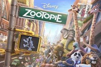 Zootopie-alaune