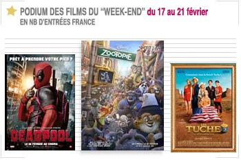 box office  semaine